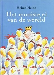 Het mooiste ei van de wereld pluizer - Bibliotheek van de wereld ...