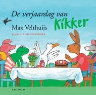 De Verjaardag Van Kikker Pluizer